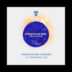 Produktbild Aufnahme von Apostolisches Training Frei von Blutlinienschuld
