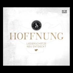 Hoffnung –Liederschätze neu entdecken von Albert Frey und Lothar Kosse CD Cover